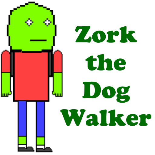 Zork the Dog Walker LOGO-APP點子