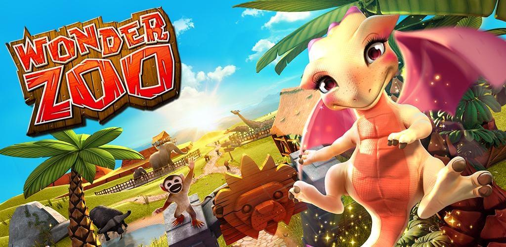 Wonder Zoo - Animal rescue ! v1 4 4 Download Offline +Mod