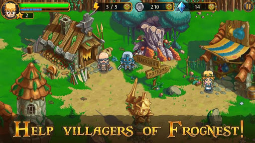 League of Heroes Premium v1.3.284 Apk Game Download