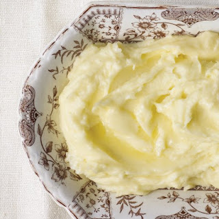 Luxurious Mashed Potatoes