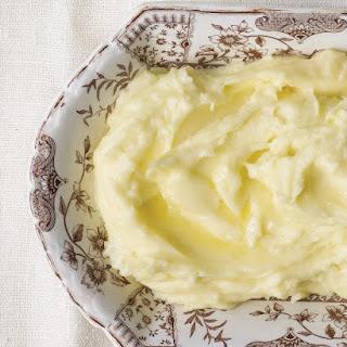 Luxurious Mashed Potatoes.