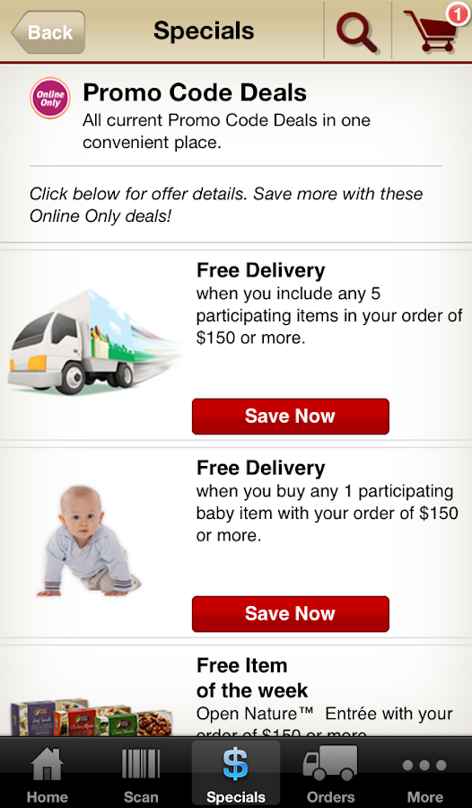 Safeway free delivery code - Free diaper coupons for walmart