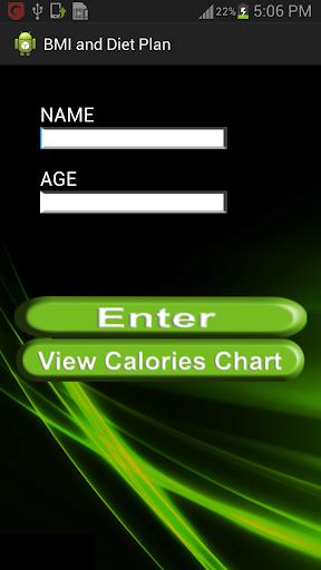 體重指數與飲食計劃