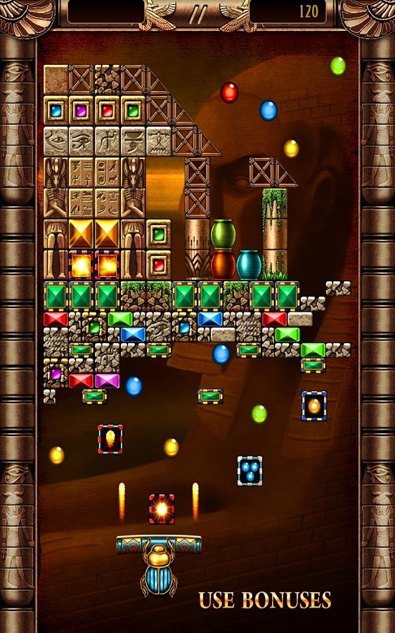 Blocks of Pyramid Breaker 2 - screenshot
