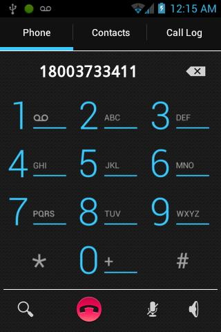 Spare Phone - VoIP Voice Calls - screenshot