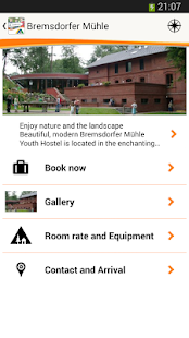 Youth Hostels in Germany- screenshot thumbnail