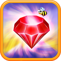 Bee Jewel - Pop Star Game FREE icon