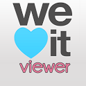 We Heart It Viewer icon