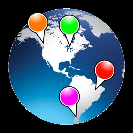 緯度經度位置 旅遊 App Store-癮科技App