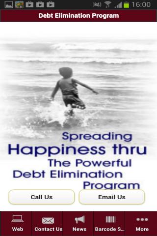 Debt Elimination Program