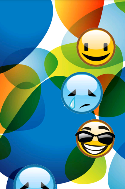 Balloon Smiles Pop - screenshot