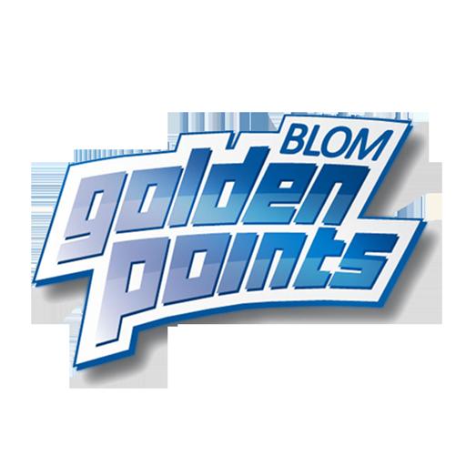 BLOM Golden Points LOGO-APP點子
