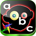 Halloween Zombie ABC Games icon