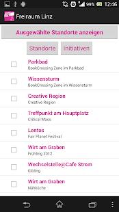 Freiraum Linz - screenshot thumbnail