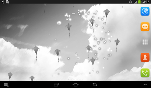 【免費個人化App】风筝动态壁纸-APP點子