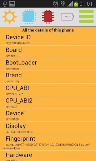 Device Info+