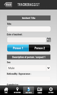 Tracker Assist - screenshot thumbnail