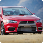Mitsubishi Lancer HD Wallpaper
