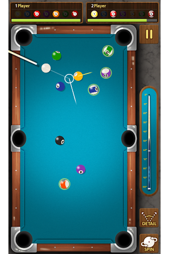 The king of Pool billiards 1.3.9 screenshots 3
