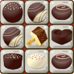 糖果巧克力甜 休閒 LOGO-玩APPs
