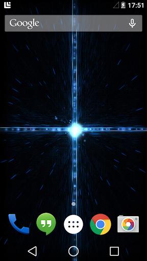 Blue Cross Live Wallpaper
