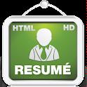 Resume Creator HD + HTML logo