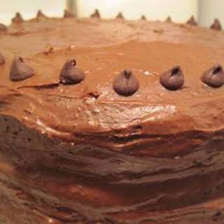 Chocolate Cream Frosting.