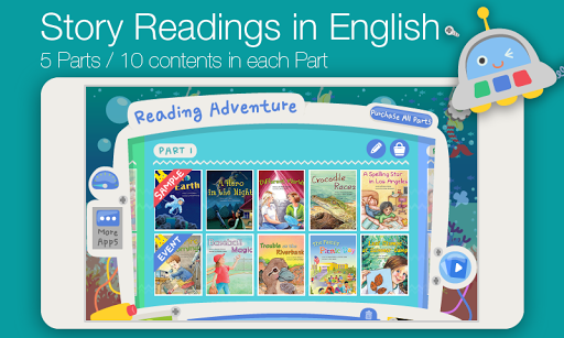 English Reading Adventure 5