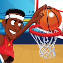 Slam Dunk Basketball Pro icon