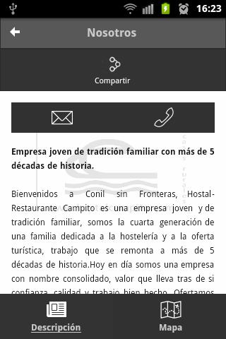 【免費生活App】Hostal Campito Conil-APP點子