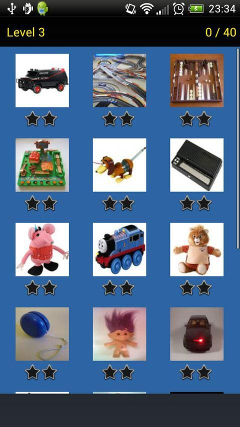 Logo Quiz Christmas Toys - screenshot