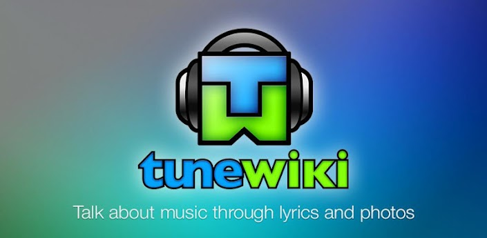 TuneWiki - Lyrics for Music
