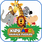 Kids Animals ABC Puzzle