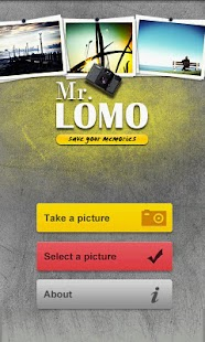 Mr. LOMO - screenshot thumbnail