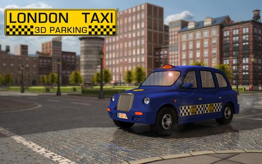 ロンドンタクシー3D駐車場