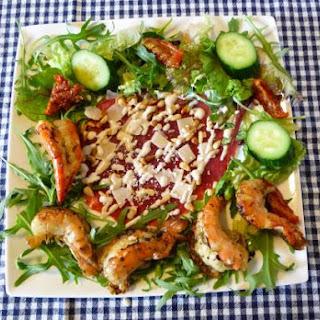Salade Surf & Turf. Recipe