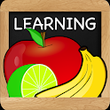 Learn Fruit for Kids icon