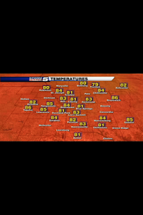 KCTV Stormtrack5 Weather - screenshot thumbnail