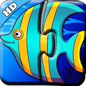 Kids' Puzzles - wonderful sea