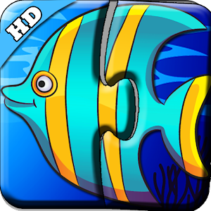 Kids' Puzzles – wonderful sea for PC and MAC
