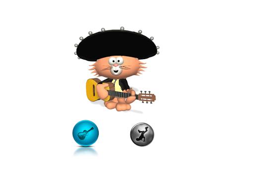 Dancing Tomas Cat