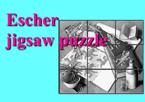 Escher Jigsaw Puzzle 3