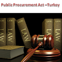 Public Procurement Act -Turkey icon