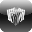 Ball Cube 3D Live Wallpaper icon