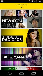 Radio 105 - screenshot thumbnail