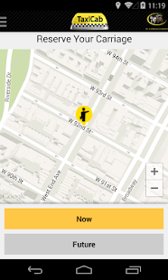 TaxiCab App- screenshot thumbnail
