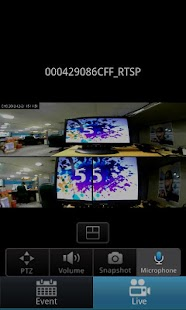 iPIXORD P2P IP Cam Viewer - screenshot thumbnail
