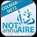Annuaire notaires Colmar Metz icon