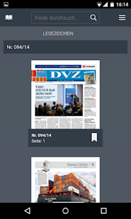 DVZ-Kiosk- screenshot thumbnail