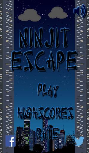 Ninjit Escape
